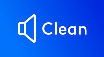 Clean Sounds & Short TTS