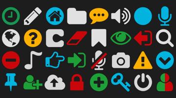 DarkenTS Icon Pack