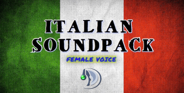 Italian Soundpack (Female)
