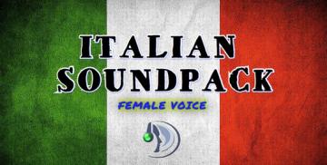 Italian Soundpack (Female)