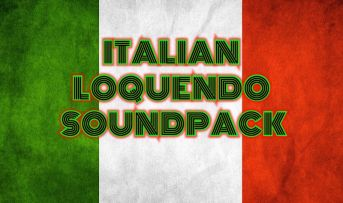 Italian Loquendo Soundpack