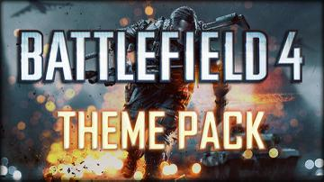Battlefield 4 Theme Pack