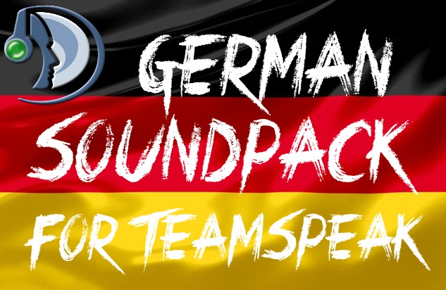 German Sound Pack (Male)