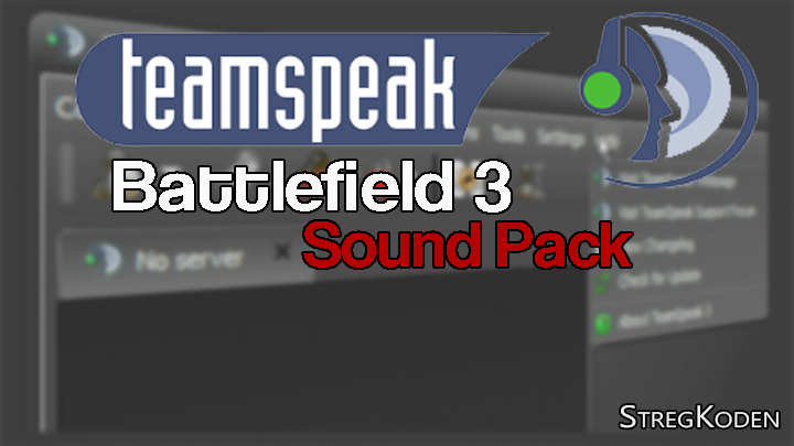 Battlefield 3 Sound Pack