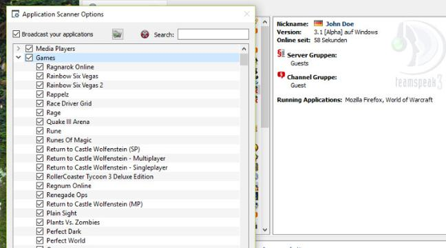 teamspeak 3 client (windows 32-bit) download - teamspeak.de