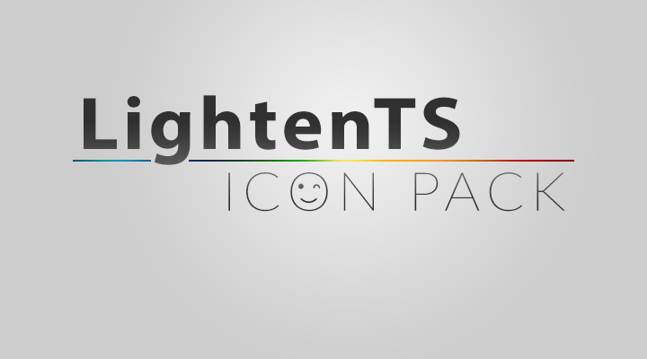 LightenTS Icon Pack