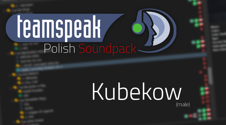 Polish Sound Pack (Male) by Kubekow